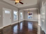 Great room & dining area