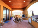 Covered Patio-BBQ Grill